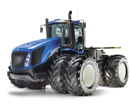 T9 Series 4WD – TIER4A Tractors