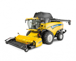 CX8000 Series Elevation Combines