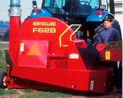 F62B Forage Blower