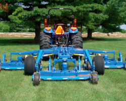 Flex-Wing Rear Finishing Mowers