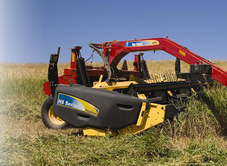 H7150 Haybine® Mower-Conditioner