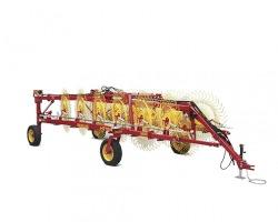 HT100 Trailing Wheel Rakes