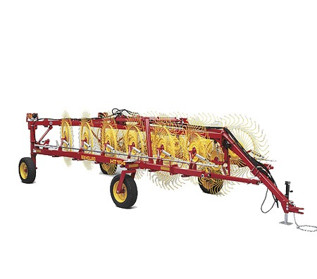 HT100 Trailing Wheel Rakes