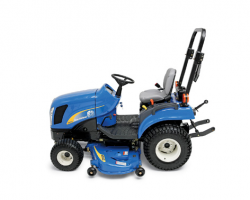 Mid-Mount Finishing Mowers
