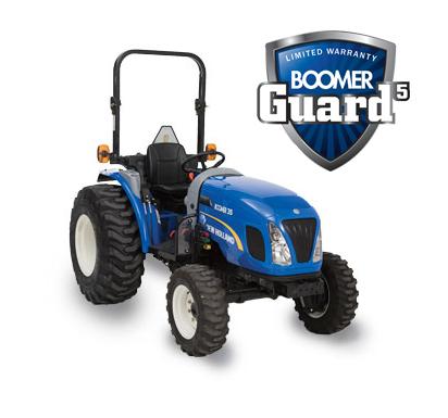 NEW Boomer™ Compact 30-45 HP