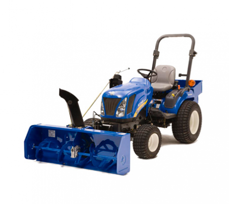 Quick-Attach Front Snow Blowers | Big 3 Tractor Co