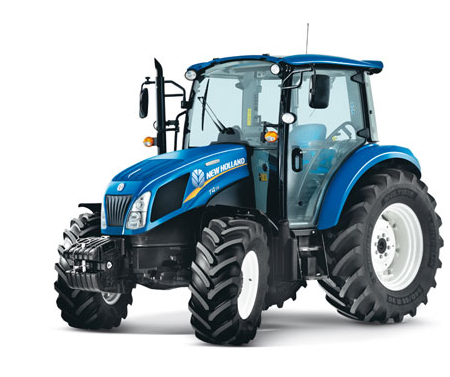 T4 Series Tractors – PowerStar