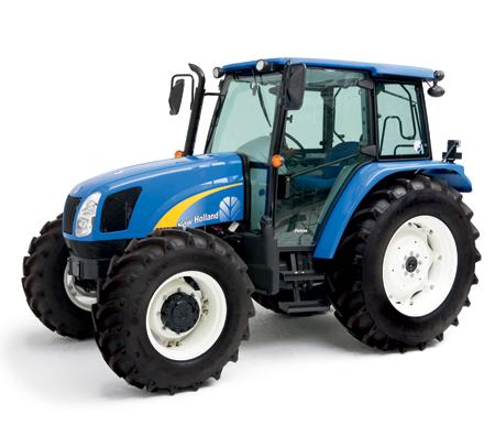 T5000 Series Tractors