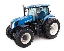 T7 Series – Tier 4A Tractors