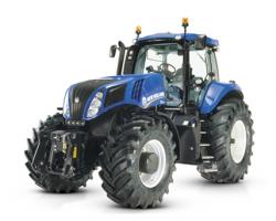 T8 Series – TIER4A Tractors