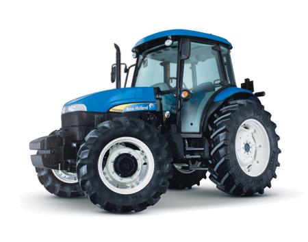 TD5000 Series Tractors