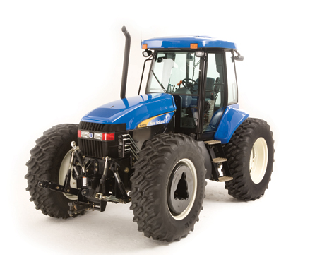 TV6070 Bidirectional™ Tractor